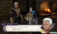 《火焰纹章:风花雪月》杜笃喝茶对话分享