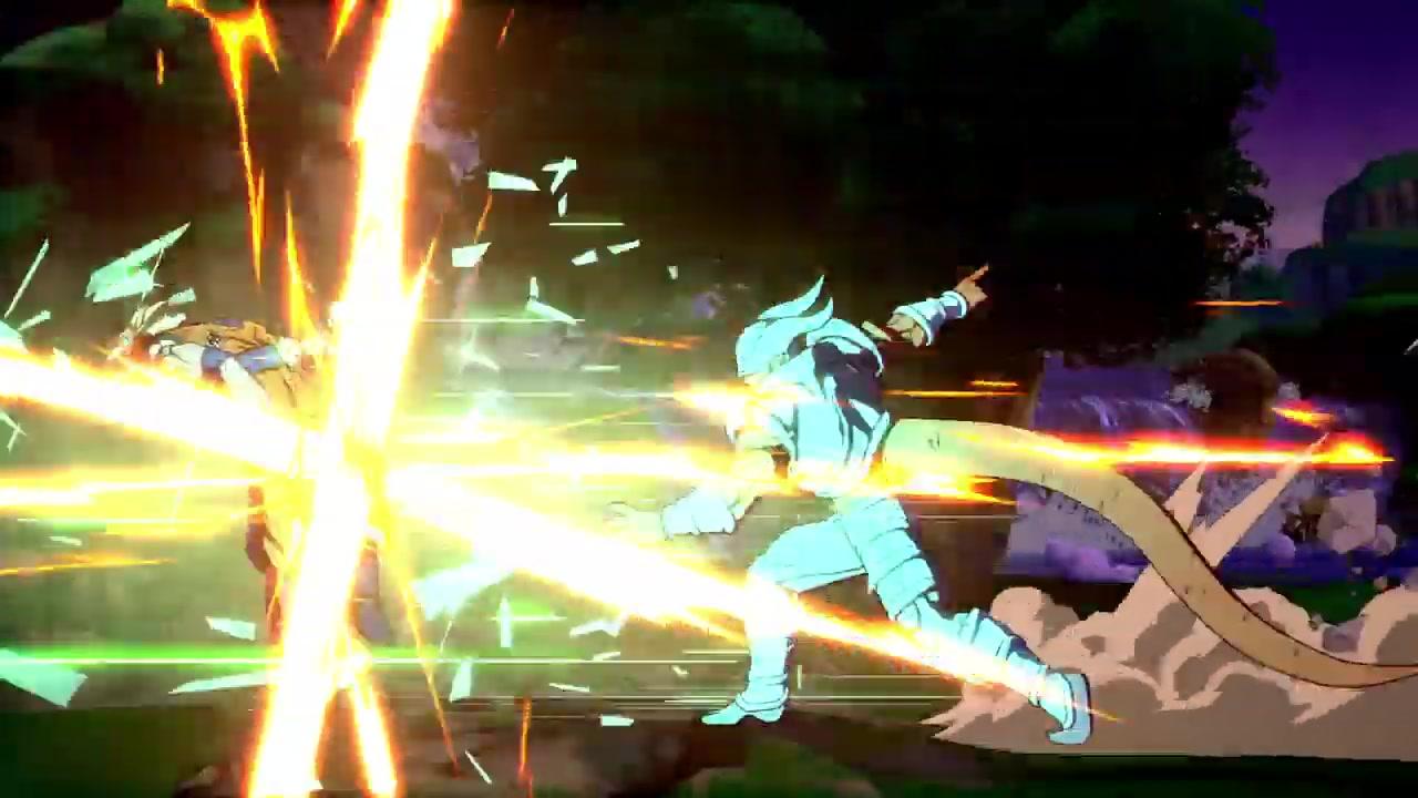 《龙珠战士Z》DLC角色邪念波/悟吉塔SSGSS视频展示