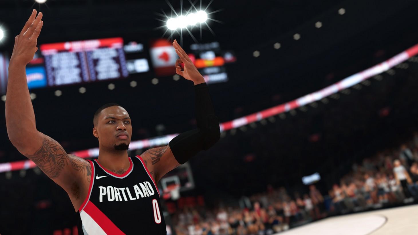 《NBA 2K19》成为系列销量冠军 游戏支出上涨140%