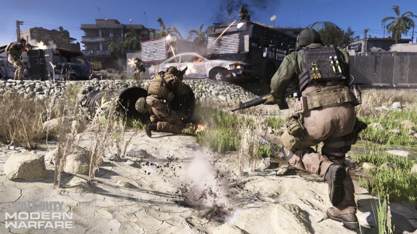 《使命召唤16:现代战争》最终阶段砍掉重要协作功能
