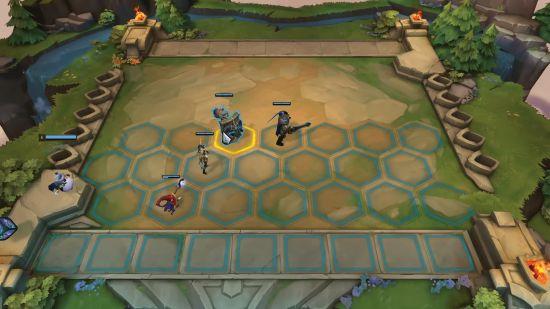 《云顶之弈》6约德尔人阵容搭配、装备选择与对阵站位思路