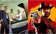 《大镖客2》销量超2500万 《侠盗猎车5》销量破1.1亿