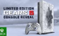 微软正式公布《战争机器5》限定XboxOne主机套装