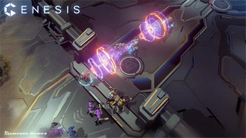 《Genesis》:上线倒计时7天!首款主机MOBA开启豪礼预约!