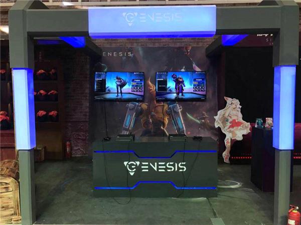 《Genesis》:倒计时一天!科幻主机MOBA明日上线