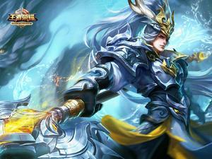 《王者荣耀》马超连招攻略,实用位移技巧防御塔攻击都追不上
