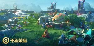 """《王者荣耀》新玩法""""峡谷欢乐跑圈圈""""哪个英雄更有优势?"""