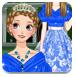 漂亮的公主发型-休闲小游戏