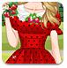 草莓公主艾莎-休闲小游戏