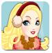苹果公主穿洋装-休闲小游戏