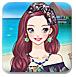 沙滩性感美女宝贝-小游戏大全
