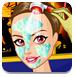 万圣节的化妆-休闲小游戏