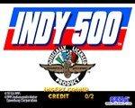 印第安纳波利斯 500 (Indianapolis 500) 日版 Model 2B