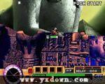 疯狂坦克2 (Fortress 2 Blue Arcade)