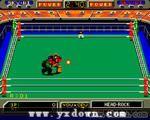 摔角机器人 (Robo Wres 2001) -街机游戏