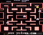 小精灵: Ms. 吃豆 (Ms. Pac-Man)