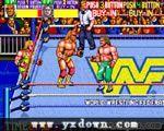 WWF 狂热摔角 (WWF WrestleFest) 美版 -街机游戏