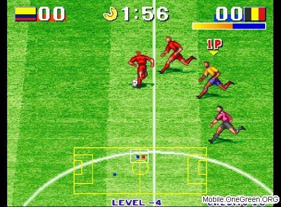 Goal! Goal! Goal! 英文版