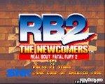 饿狼传说 RB2:新