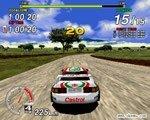 世嘉拉力竞标赛 (Sega Rally Championship) 日版 Model 2A