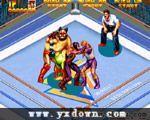 摔角旋风 (Blazing Tornado) -街机游戏