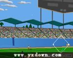 替补投手 (Relief Pitcher) -街机游戏