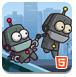 机器人兄弟-冒险小游戏