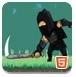 黑衣忍者-冒险小游戏