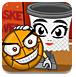 篮球爱上网-冒险小游戏