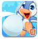 护送企鹅蛋回家-冒险小游戏