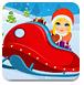 小女孩去滑雪-敏捷小游戏