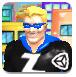 超人极限飞行-敏捷小游戏