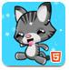 追击可爱的猫-敏捷小游戏
