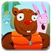 小熊拯救兔子-敏捷小游戏