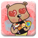 泰迪熊收集糖果-敏捷小游戏