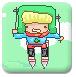 疯狂滑雪小子-敏捷小游戏