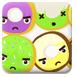 甜甜圈吃神大赛-敏捷小游戏