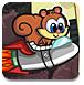 火箭松鼠吃坚果-敏捷小游戏