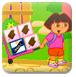 朵拉运箱子-敏捷小游戏
