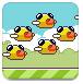 五只小鸟飞呀飞-敏捷小游戏
