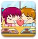 咖啡馆浪漫接吻-敏捷小游戏