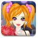 俏皮拉拉队长化妆-女孩小游戏