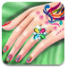 公主的指甲护理-女孩小游戏