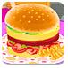 索菲亚做汉堡-女孩小游戏