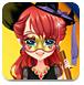 小女巫的新衣服-女孩小游戏