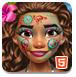 公主的脸部绘画-女孩小游戏