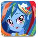 彩虹女孩的翅膀-女孩小游戏