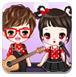 可爱二重唱-女孩小游戏