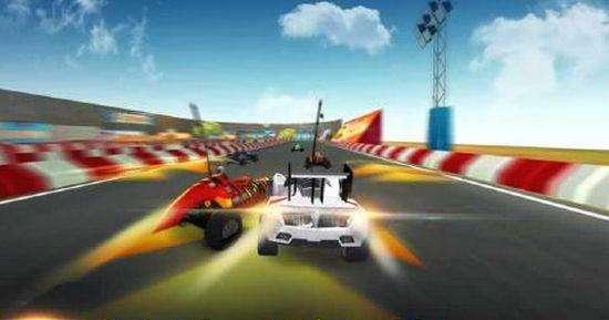 赛车类手机游戏