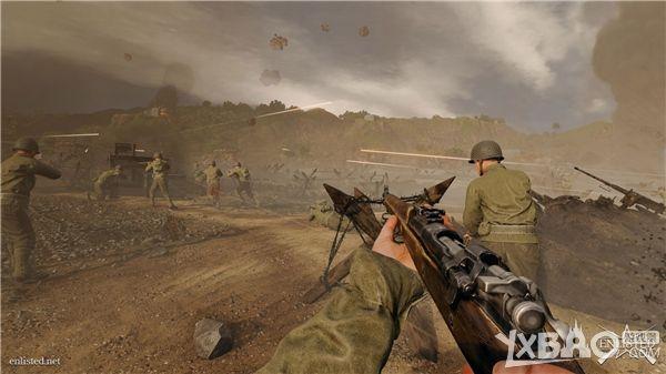 二战射击游戏